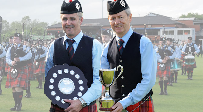 UK Championships Picture Gallery/ Cadet Pipes & Drums Contest Report