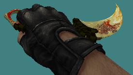 karambit knife dragon lore