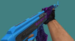 CS 1.6 Decimator default skins pack by RAZNiK