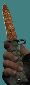 cs 1.6 knife bayonet skin india