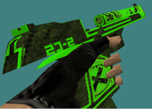 Counter Srike 1.6 skin pack (knife, deagle, ak47, m4a1, awp) Apocalypse set by Brothers