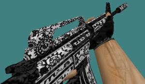 download Counter Strike 1.6 skins m4a1 mech fix
