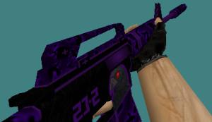 cs 1.6 m4a1 skins violet hawk