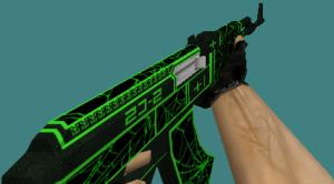 emerald web ak47
