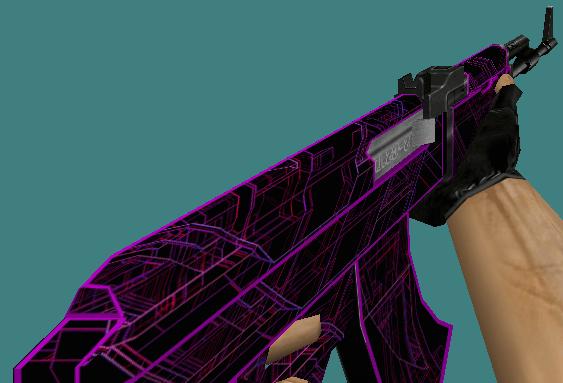 CS 1.6 SKIN AK47 PATHWAY BY GRIZLIS