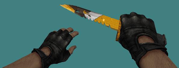 knife m9 eagle paint