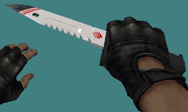 m9 knife indirect