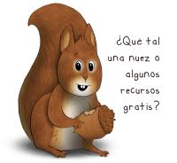 Squirrel resources spanish