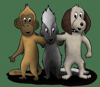 Once ThreeAmigos