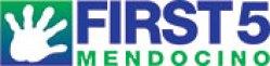 FIRST5 mendocino logo