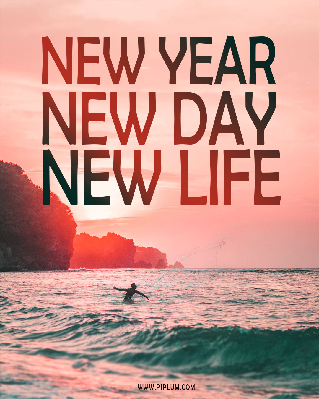 New Day Images : images, Year,, Life., Inspiration., Quote., Piplum