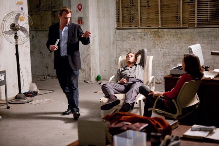 Christopher Nolan A ORIGEM