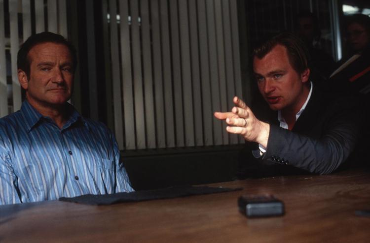 Christopher Nolan INSONIA