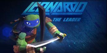 Leonardo, o Líder
