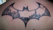 tattoo batman