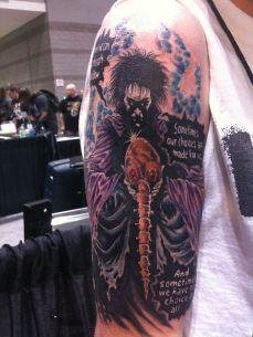 tattoo morpheus dream