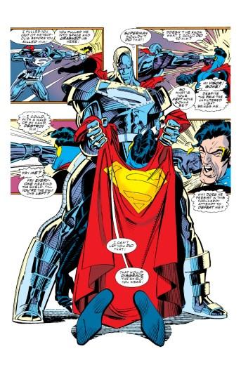20 e poucos anos da Morte (e Retorno) do Super-Homem