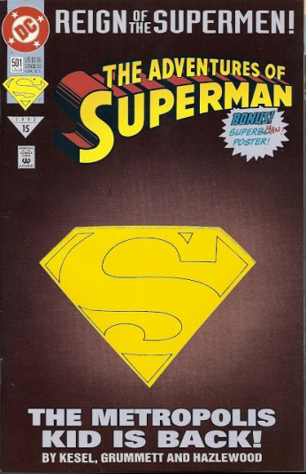 Reign Of The Supermen_The Metropolis_Kid_Cover