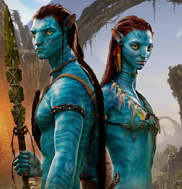 James Cameron S Avatar Logo: James Cameron Anuncia Avatar 5. Péraí, Avatar 5?