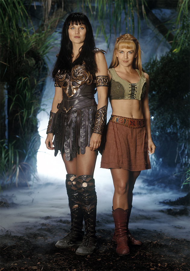 Remake de Xena vai assumir lesbianismo da personagem