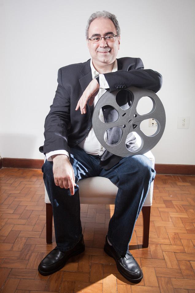 cfadc594fd368 Amir Labaki, criador do É Tudo Verdade, será jurado do Festival de Cannes  2016