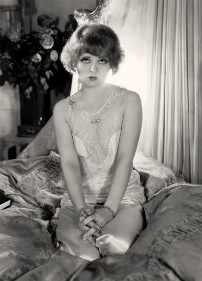 Primeiro sex symbol de Hollywood, Clara Bow vai virar filme