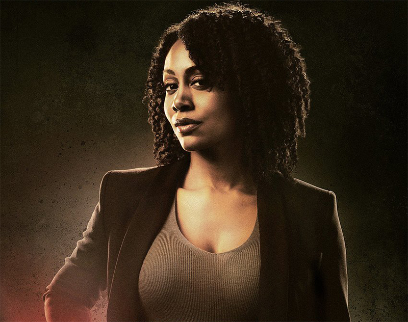 Luke Cage - Misty Knight