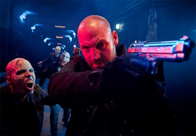 Vampiros dominam o mundo no trailer da última temporada de The Strain