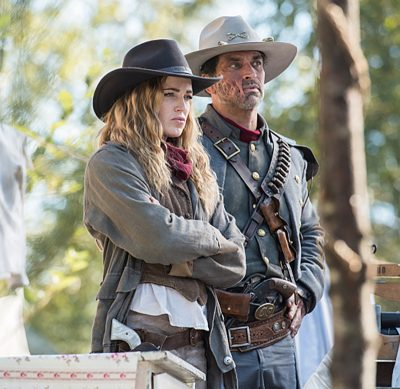 Legends of Tomorrow: Jonah Hex retorna nas fotos e no trailer do próximo episódio