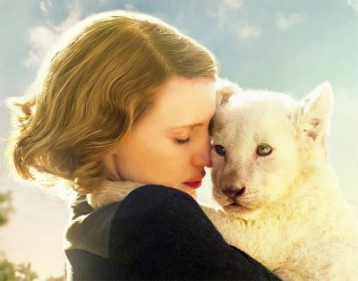 The Zookeeper's Wife: Jessica Chastain vive heroína do holocausto em trailer dramático