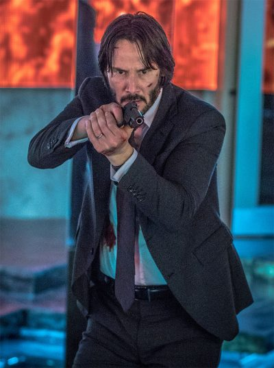John Wick 3 terá retornos de Keanu Reeves, Laurence Fishburne, Common e Ruby Rose