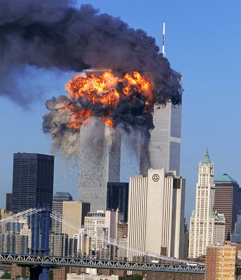 9 11  World Trade Center Attack  LIVE News