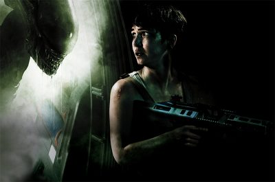 Novo trailer de Alien: Covenant destaca confronto entre Katherine Waterston e o alienígena