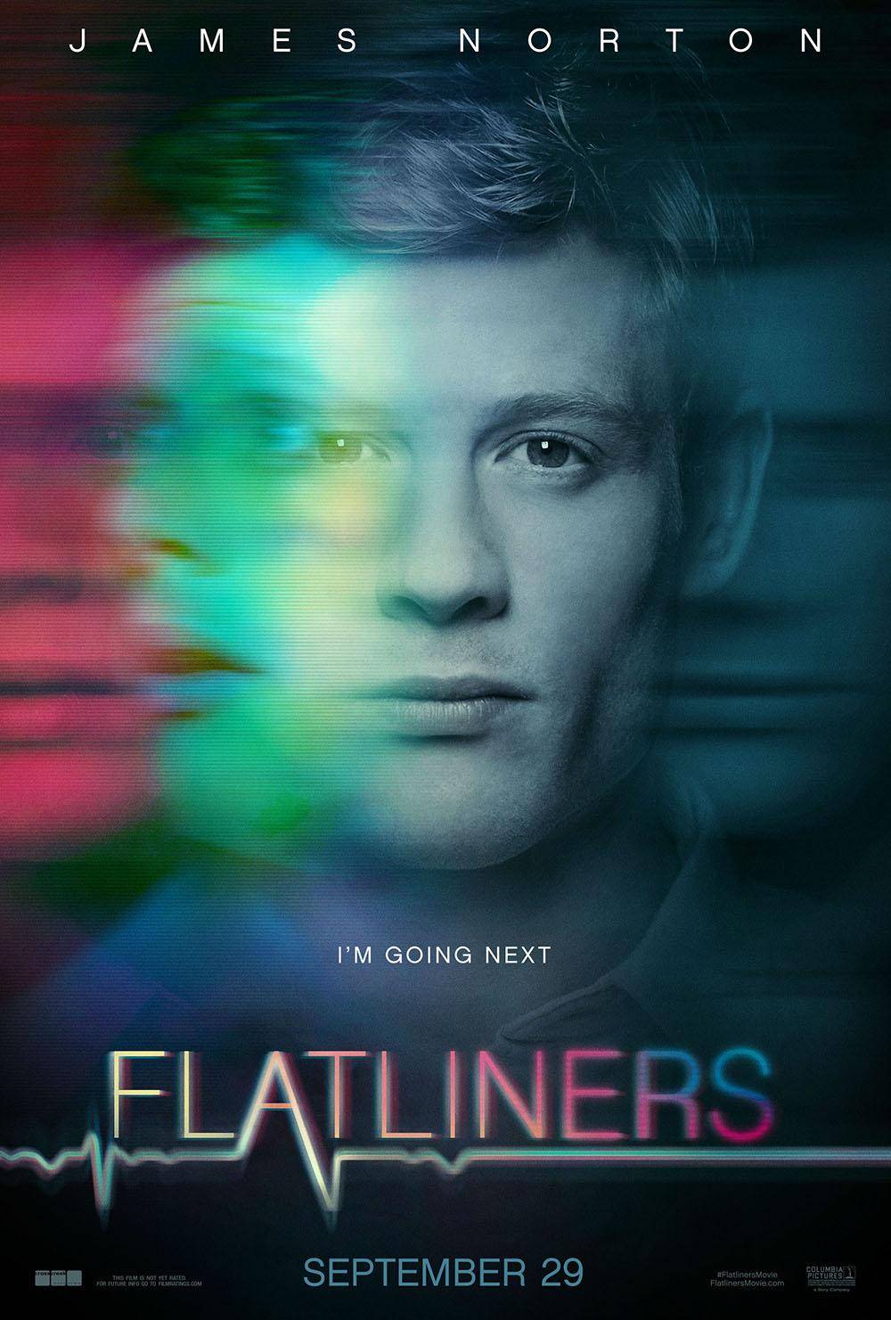 Flatliners poster james norton pipoca moderna flatliners poster james norton stopboris Images