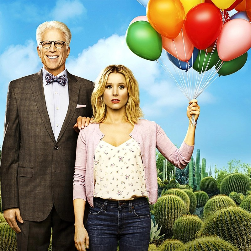 The Good Place vai acabar na próxima temporada