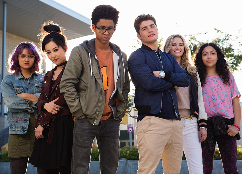 Hulu renova as séries Runaways e Future Man