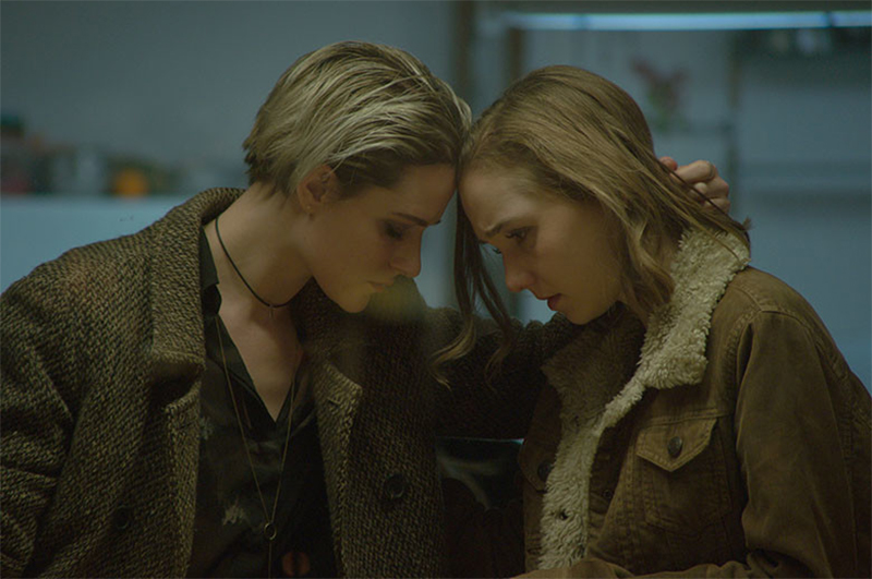 "Evan Rachel Wood é uma predadora ""boazinha"" no trailer do suspense Allure"