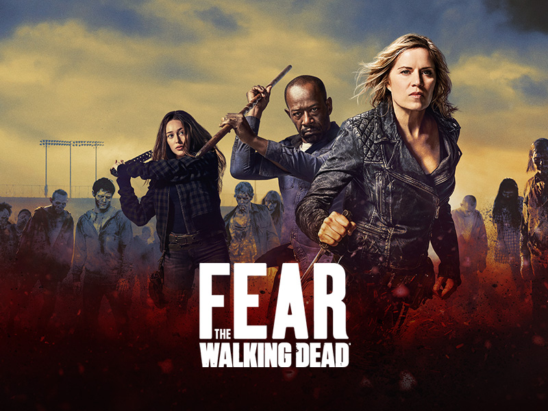 4ª temporada de Fear the Walking Dead ganha cartazes com Morgan ...