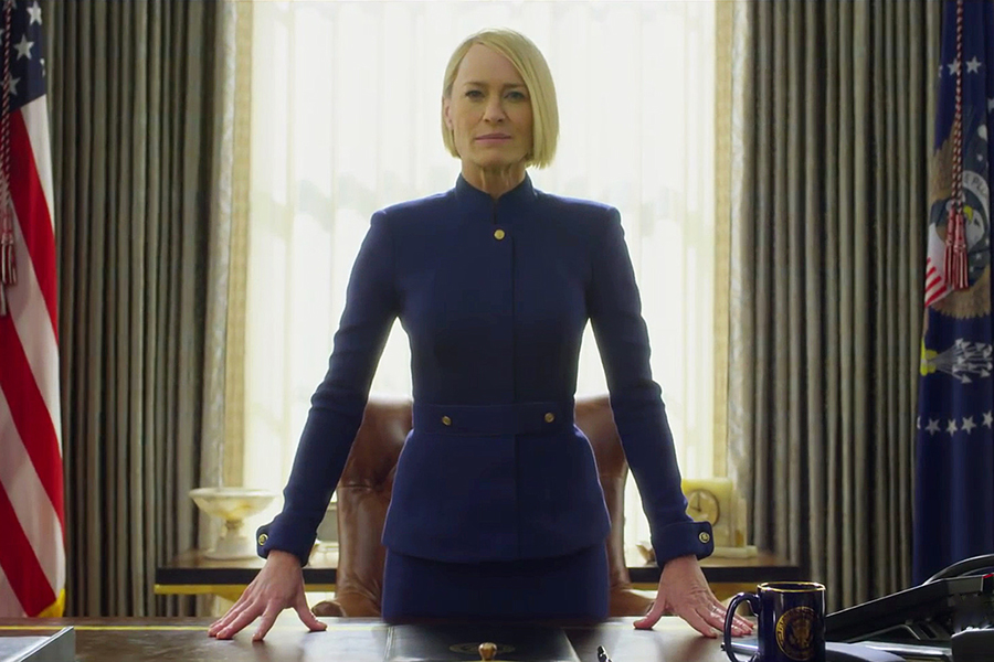 Claire vira presidente odiada no trailer legendado da última temporada de House of Cards
