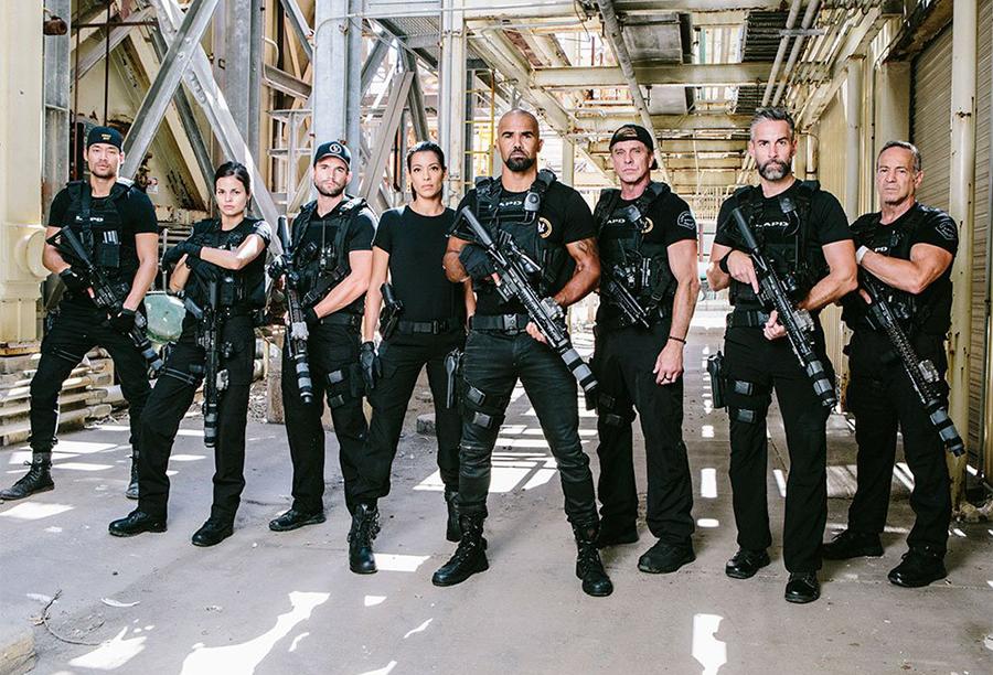 Resultado de imagem para elenco swat