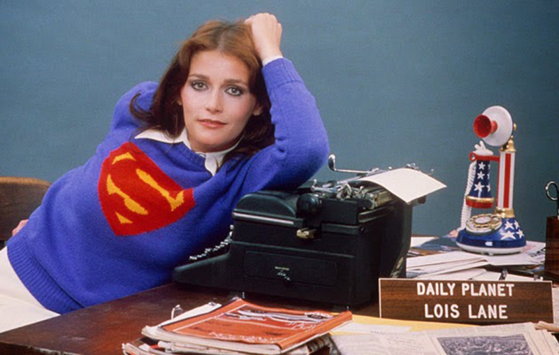 Causa da morte de Margot Kidder foi suicídio por overdose