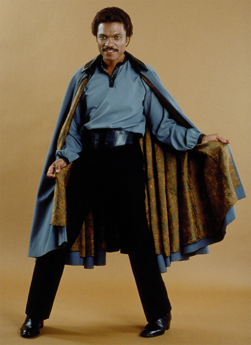 Billy Dee Williams vai voltar a viver Lando Calrissian em Star Wars