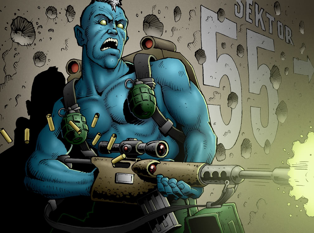 Diretor de Warcraft indica que vai adaptar os quadrinhos de Rogue Trooper