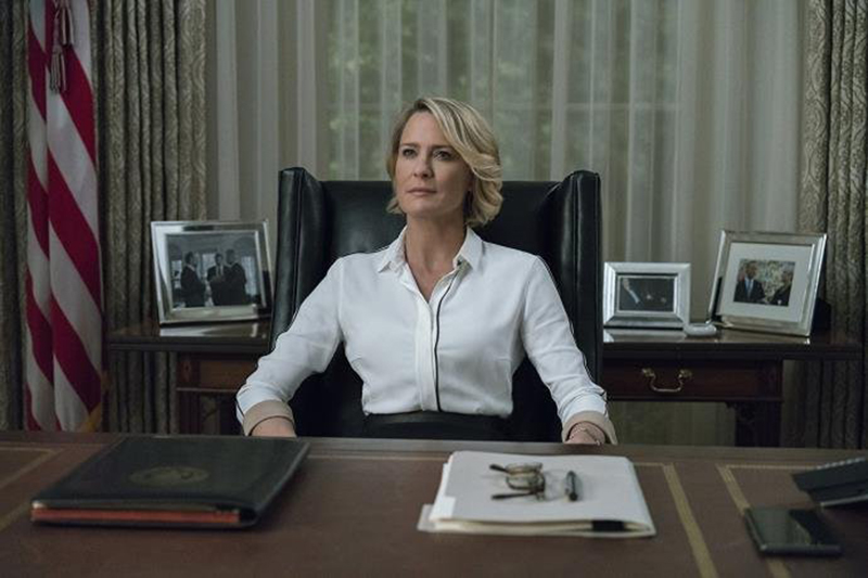 Trailer da temporada final de House of Cards mostra atentado contra Claire