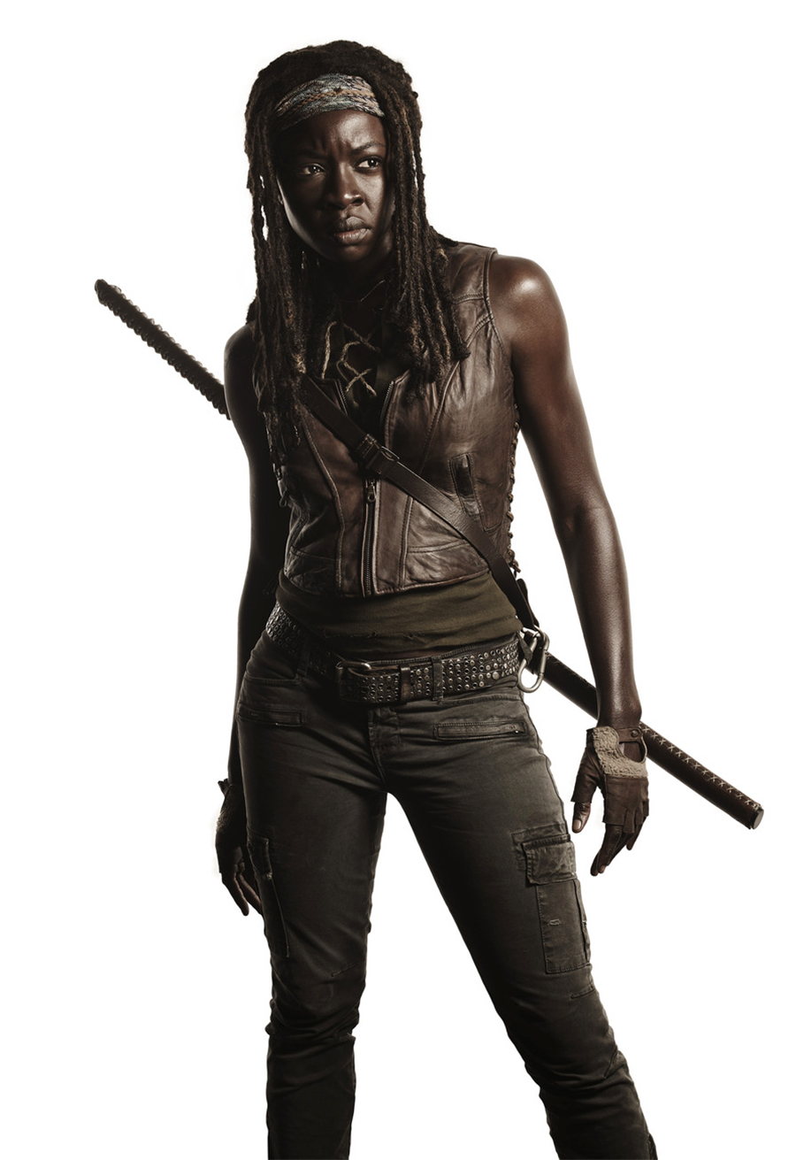 The Walking Dead vai perder intérprete de Michonne