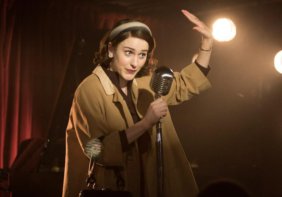 2ª temporada da premiada The Marvelous Mrs. Maisel ganha primeiro trailer