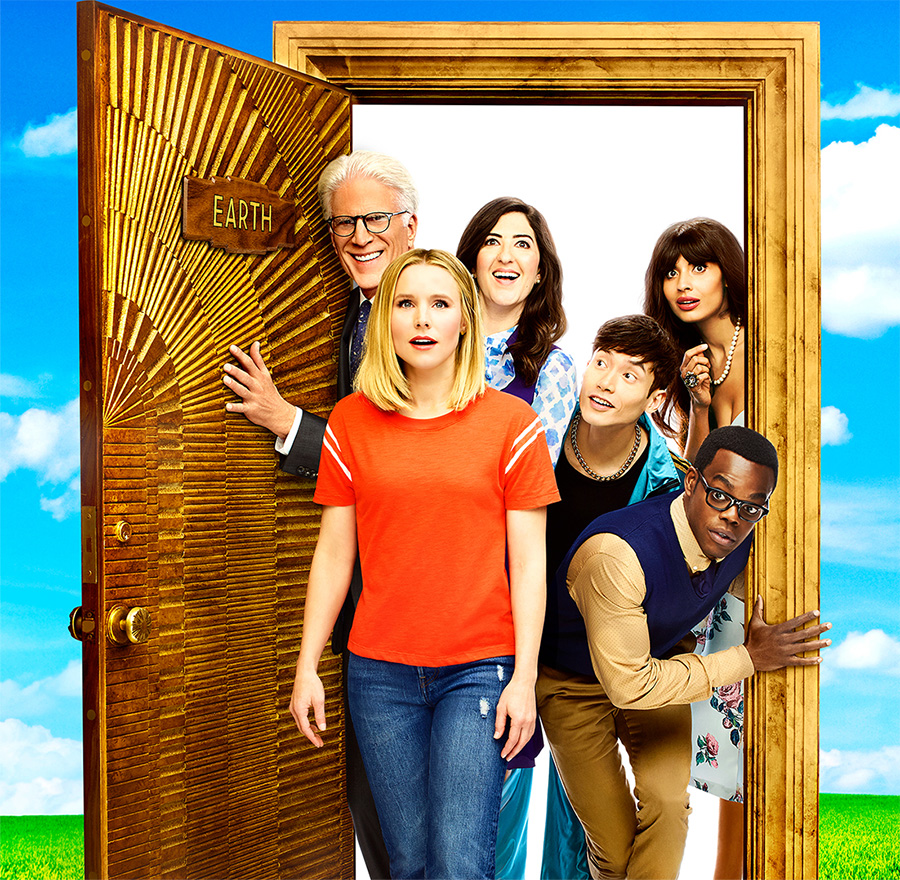 The Good Place é renovada para sua 4ª temporada