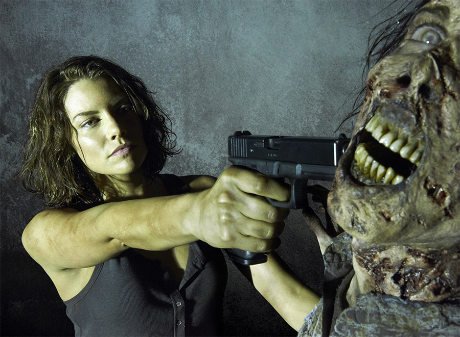 Lauren Cohan confirma spoiler sobre destino de Maggie em The Walking Dead