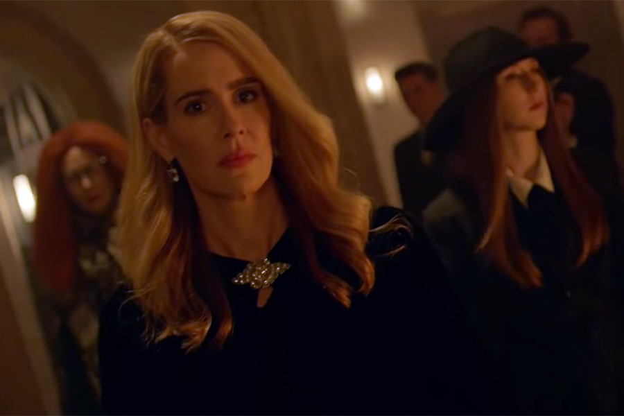 Trailer do próximo episódio de American Horror Story resgata as bruxas de Coven