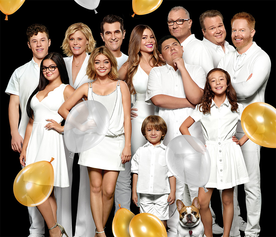 modern family staffel 7 deutsch netflix